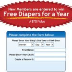 FREE Diaper Sweepstakes