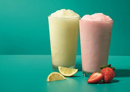 FREE Frozen Lemonade Sample