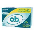 o b tampons free sample