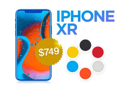 get an iphone xr