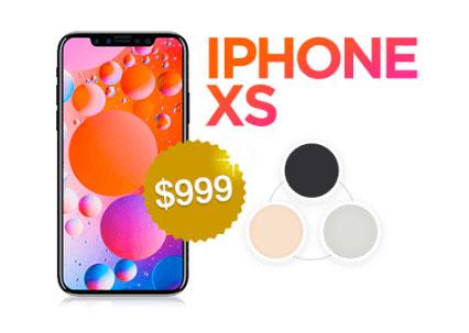 get an iphone xs