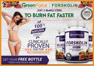 green force forskolin