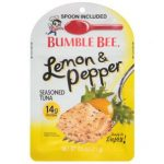 free bumble bee tuna pouch