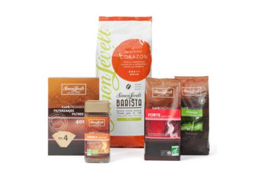 free simon levelt coffee and tea sample