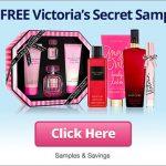 free victoria secret samples