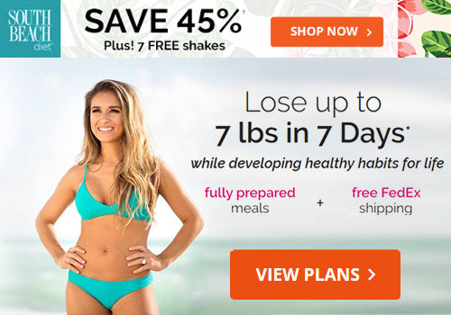 south beach diet promo code