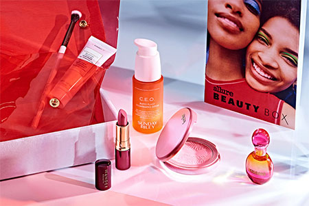 Allure Beauty Box Subscription