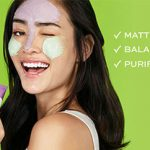 free superfood berry boost mask