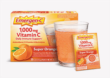 emergen c free sample