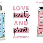 free love beauty and planet target chatterbox kit