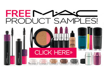 mac cosmetics free samples