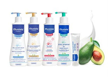 Free Mustela Skin Care Sample