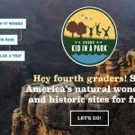 free 4th graders national parks pass