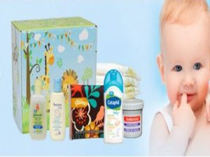 free london drugs baby welcome package