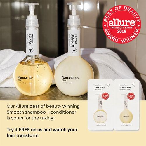 free free nature lab tokyo shampoo