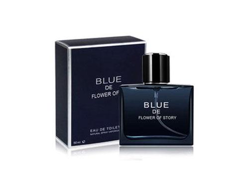 free perfume blue de flower of story sample