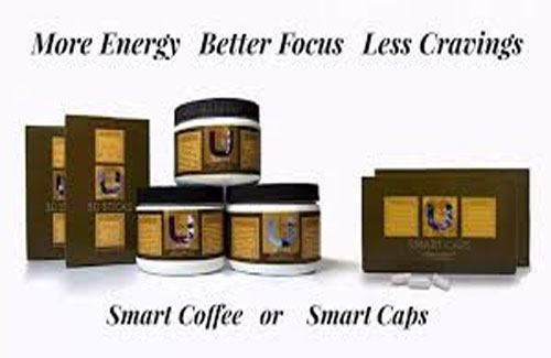 free revital U coffee or smart caps sample