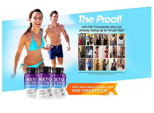 ketofit pro weight loss