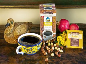 free teeccino roasted herbal tea sample
