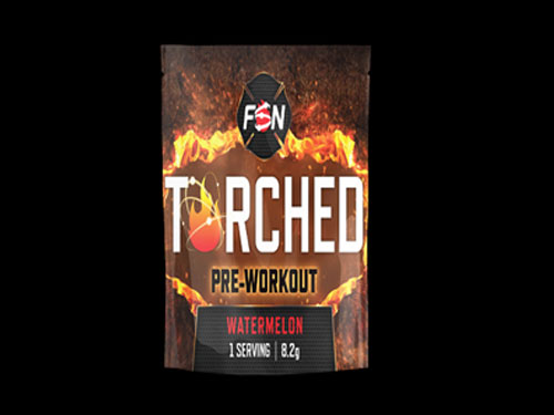 free torched pre workout supplement sample