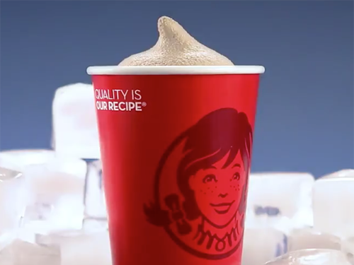 Wendy's FREE Jr. Frosty