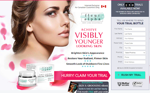 fluer alpha anti aging therapy