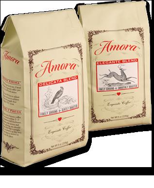 Amora Coffee 2-bags