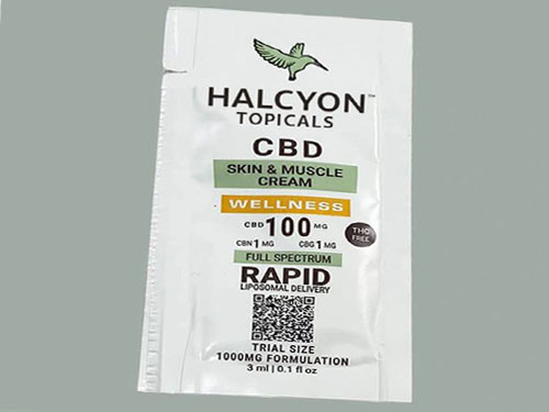 free halcyon topicals botanical skincare cream